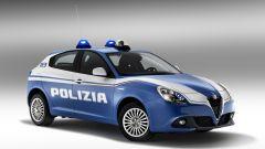Alfa Giulia, Giulietta e Jeep Renegade: un po' di FCA per la Polizia - Immagine: 11