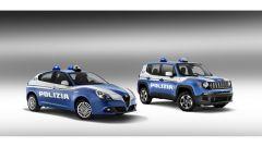 Alfa Giulia, Giulietta e Jeep Renegade: un po' di FCA per la Polizia - Immagine: 12