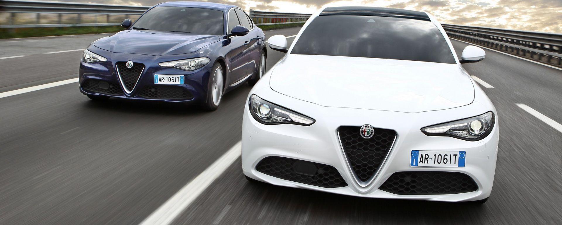 Alfa Romeo Giulia: 35mila visitatori al porte aperte dei record