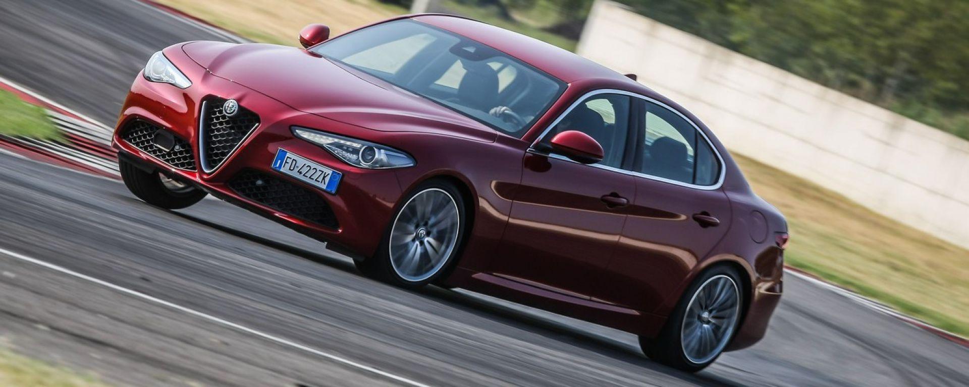 Alfa Romeo Giulia: le vostre domande. Guarda il video