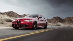 Alfa Romeo Giulia: più cattiva al salone di New York - Immagine: 1