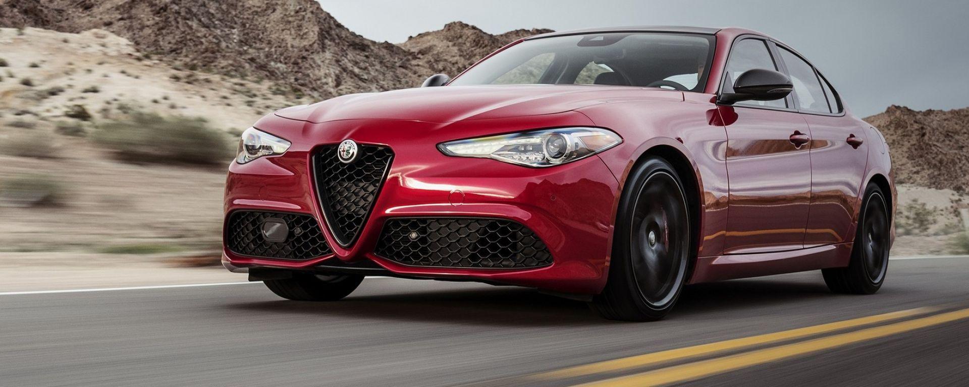 Alfa Romeo Giulia: più cattiva al salone di New York
