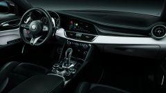 Alfa Romeo Giulia Quadrifoglio 2020, gli interni