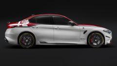 Alfa Romeo Giulia Quadrifoglio Alfa Romeo Racing: vista laterale