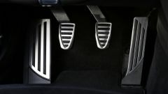 Alfa Romeo Giulia Quadrifoglio: anche la pedaliera trasmette voglia di sportività