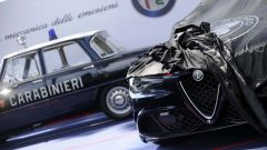 Alfa Romeo Giulia Quadrifoglio arruolata nei Carabinieri - Immagine: 1