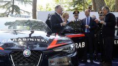 Alfa Romeo Giulia Quadrifoglio arruolata nei Carabinieri - Immagine: 3