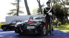 Alfa Romeo Giulia Quadrifoglio arruolata nei Carabinieri - Immagine: 5