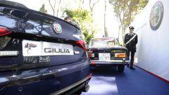 Alfa Romeo Giulia Quadrifoglio arruolata nei Carabinieri - Immagine: 6
