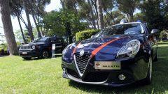 Alfa Romeo Giulia Quadrifoglio arruolata nei Carabinieri - Immagine: 7