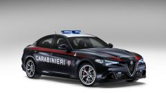 Alfa Romeo Giulia Quadrifoglio arruolata nei Carabinieri - Immagine: 9