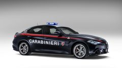 Alfa Romeo Giulia Quadrifoglio arruolata nei Carabinieri - Immagine: 10