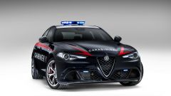 Alfa Romeo Giulia Quadrifoglio arruolata nei Carabinieri - Immagine: 11