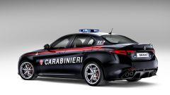 Alfa Romeo Giulia Quadrifoglio arruolata nei Carabinieri - Immagine: 12