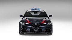 Alfa Romeo Giulia Quadrifoglio arruolata nei Carabinieri - Immagine: 13