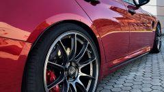 Alfa Romeo Giulia Quadrifoglio by Romeo Ferraris, i cerchi OZ
