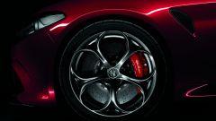 Alfa Romeo Giulia Quadrifoglio: cerchi in lega da 19