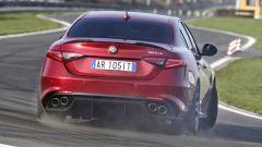 Alfa Romeo Giulia Quadrifoglio: 7:32 è record al Nurbugring  - Immagine: 4