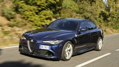 Alfa Romeo Giulia Quadrifoglio: 7:32 è record al Nurbugring  - Immagine: 9