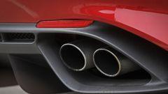 Alfa Romeo Giulia Quadrifoglio: fondo piatto ed estrattore in carbonio