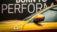 Alfa Romeo Giulia Quadrifoglio Gold: dettaglio laterale