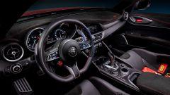 Alfa Romeo Giulia Quadrifoglio GTA e GTAm svelate in video - Immagine: 10