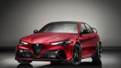 Alfa Romeo Giulia Quadrifoglio GTA e GTAm svelate in video - Immagine: 17