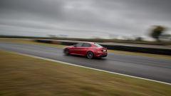 Alfa Romeo Giulia Quadrifoglio: il sistema frenante by wire offre un ottimo feeling