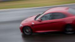 Alfa Romeo Giulia Quadrifoglio: il tempo al Nurburgring è di 7 minuti e 32 secondi