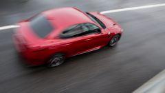 Alfa Romeo Giulia Quadrifoglio: la velocità massima è di 250 km/h