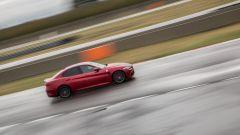 Alfa Romeo Giulia Quadrifoglio: le linee sono sportive ma senza strafare