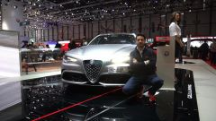 Salone di Ginevra 2018: le novità allo stand Alfa Romeo  - Immagine: 1