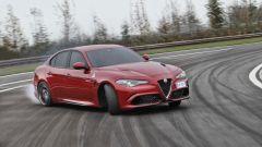 Alfa Romeo Giulia Quadrifoglio: nuovo record al Nurburgring - Immagine: 11