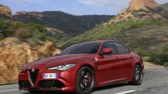 Alfa Romeo Giulia Quadrifoglio Performance Car of the Year 2020