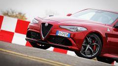 Alfa Giulia Quadrifoglio: in pista con Rachele Sangiuliano e Mara Santangelo [Video] - Immagine: 9