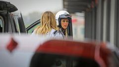 Alfa Giulia Quadrifoglio: in pista con Rachele Sangiuliano e Mara Santangelo [Video] - Immagine: 17