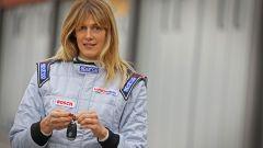 Alfa Giulia Quadrifoglio: in pista con Rachele Sangiuliano e Mara Santangelo [Video] - Immagine: 24