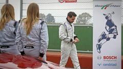Alfa Giulia Quadrifoglio: in pista con Rachele Sangiuliano e Mara Santangelo [Video] - Immagine: 27