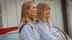 Alfa Giulia Quadrifoglio: in pista con Rachele Sangiuliano e Mara Santangelo [Video] - Immagine: 29