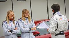Alfa Giulia Quadrifoglio: in pista con Rachele Sangiuliano e Mara Santangelo [Video] - Immagine: 30