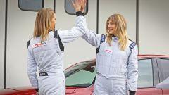 Alfa Giulia Quadrifoglio: in pista con Rachele Sangiuliano e Mara Santangelo [Video] - Immagine: 31