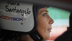 Alfa Giulia Quadrifoglio: in pista con Rachele Sangiuliano e Mara Santangelo [Video] - Immagine: 33