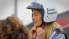 Alfa Giulia Quadrifoglio: in pista con Rachele Sangiuliano e Mara Santangelo [Video] - Immagine: 38