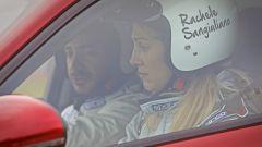 Alfa Giulia Quadrifoglio: in pista con Rachele Sangiuliano e Mara Santangelo [Video] - Immagine: 39