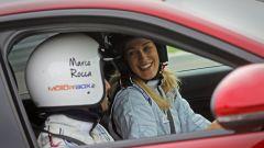 Alfa Giulia Quadrifoglio: in pista con Rachele Sangiuliano e Mara Santangelo [Video] - Immagine: 47