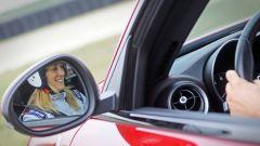 Alfa Giulia Quadrifoglio: in pista con Rachele Sangiuliano e Mara Santangelo [Video] - Immagine: 53