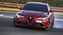 Alfa Romeo Giulia Quadrifoglio: test drive in pista - Immagine: 3