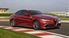 Alfa Romeo Giulia Quadrifoglio: test drive in pista - Immagine: 11