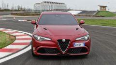 Alfa Romeo Giulia Quadrifoglio: test drive in pista - Immagine: 12