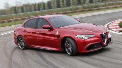 Alfa Romeo Giulia Quadrifoglio: test drive in pista - Immagine: 13
